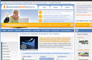 BusinessWebFactory